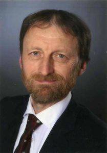 Portraitbild Reinhard Junghans